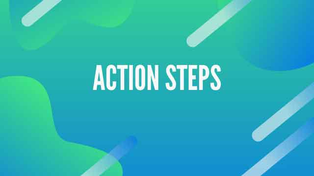 Action-Steps